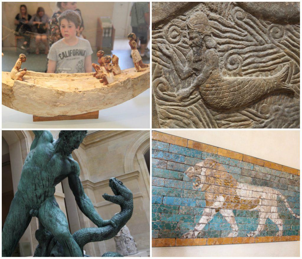 Louvre Parijs museum tips met kinderen