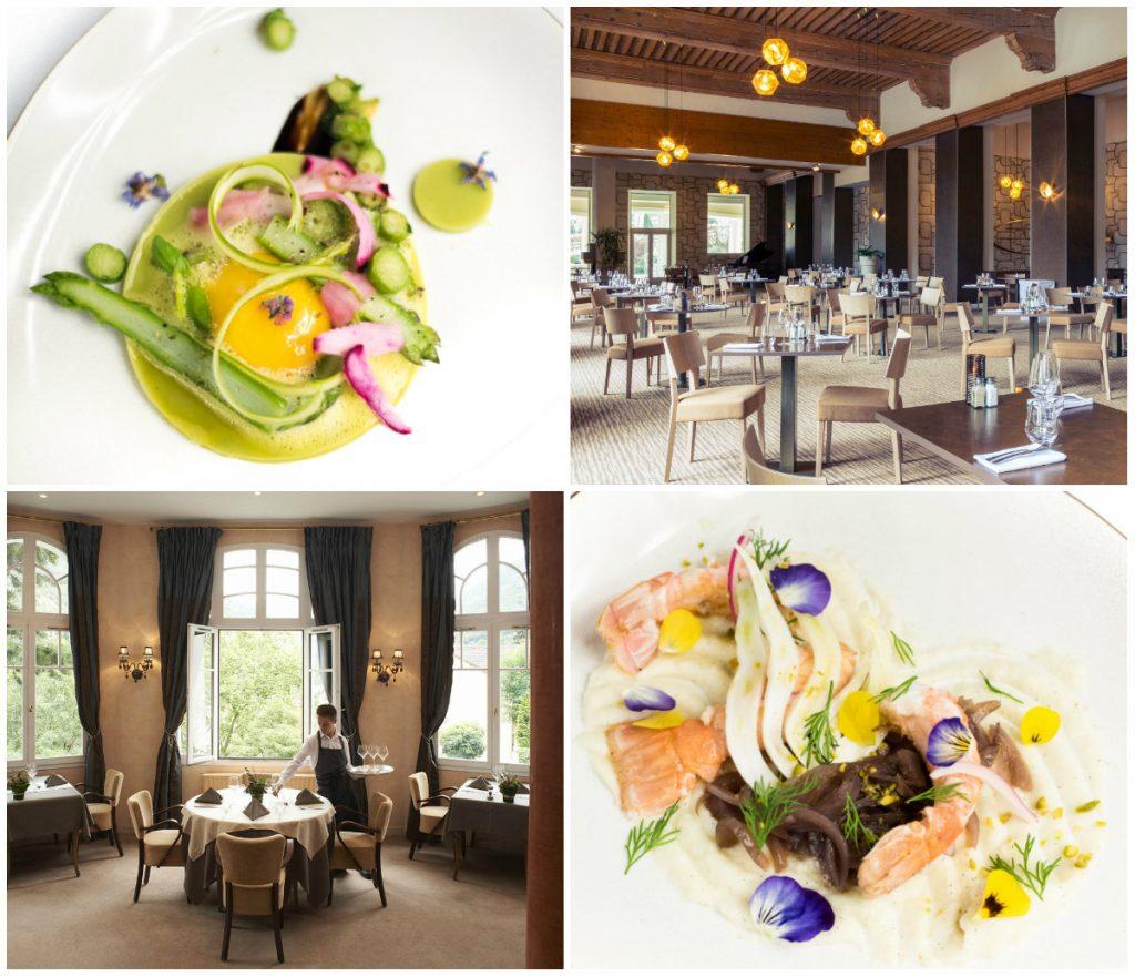 Restaurants in Brides-Les-Bains dieet gezond