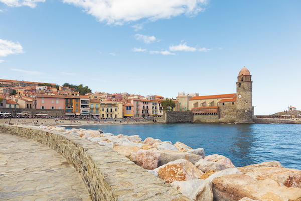 Collioure documentaire reisprogramma TV5MONDE