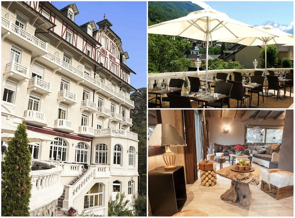 Mooie hotels in Brides-Les-Bains