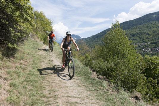Mountainbiken-in-Brides-les-Bains