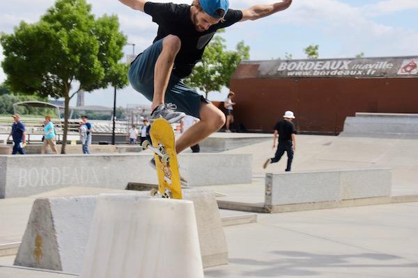 Bordeaux skatepark