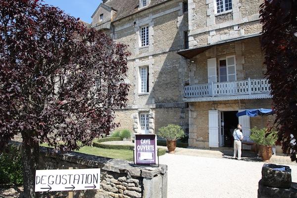 Wijn kopen in de Bourgogne