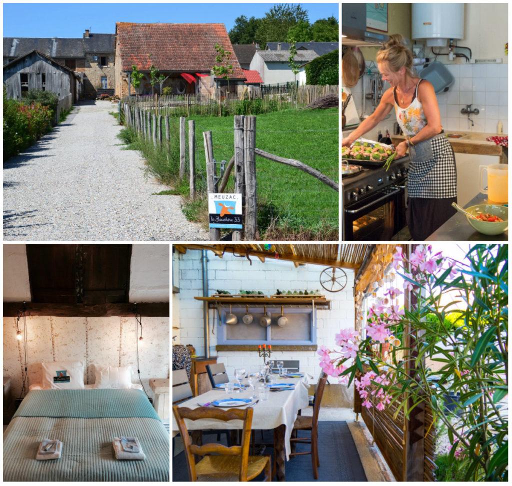 chambres d hotes La Bouchere A20 Limousin Limoges