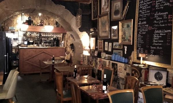 Valence – restaurant Chez Grand-Mère