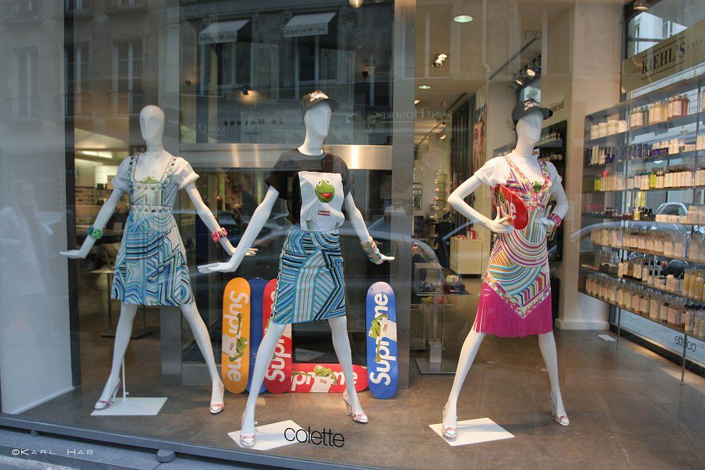 Colette warenhuis concept-store