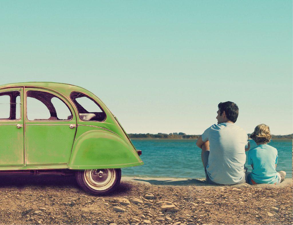 Vakantieboeken tips lezen vakantie frankrijk De groenen eend