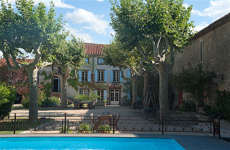 kleinschalig vakantiedomein Domaine des Agnelles