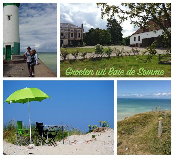 Groeten uit Baie de Somme