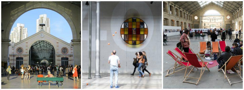 le 104 cultureel centrum Parijs met kinderen