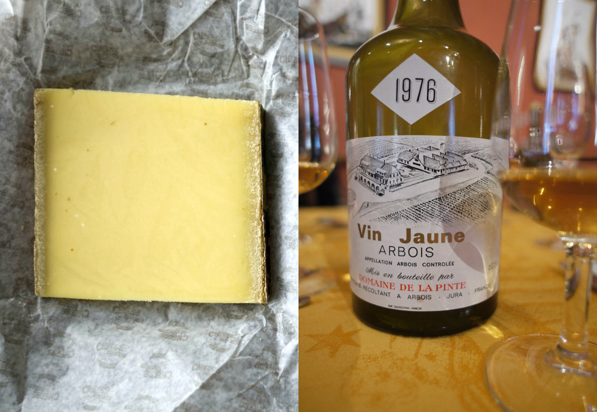 comte arbois vin jaune cc Boris wrong en NleFH