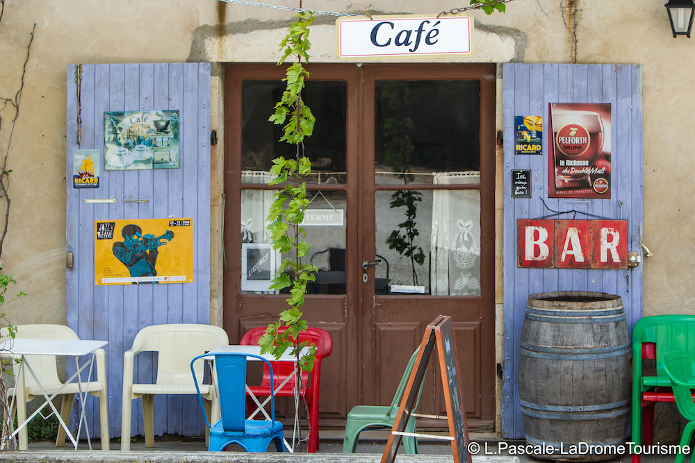 Café Mirmande