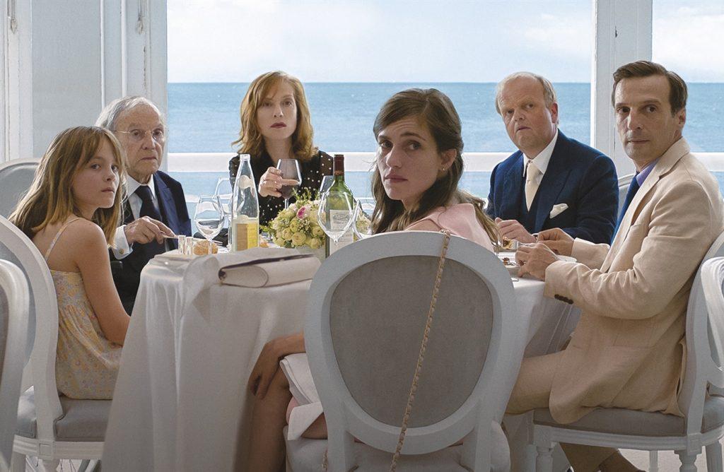 Franse speelfilms herfst 2017 Happy End
