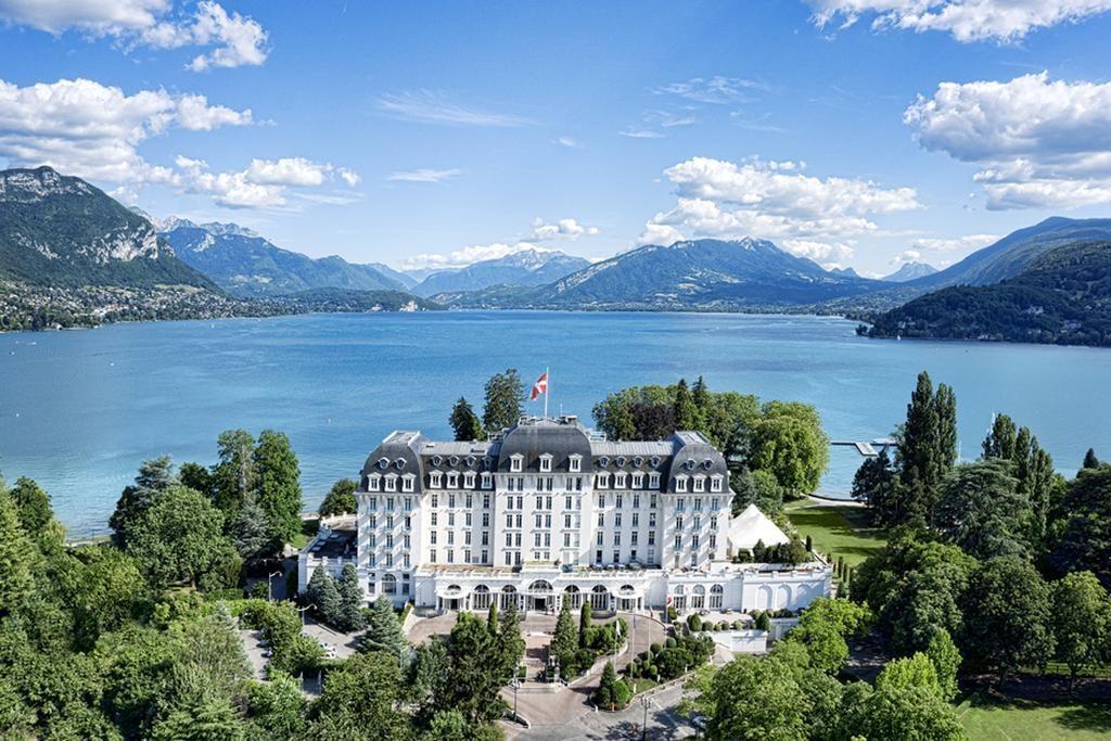 Meer van Annecy Hotel Imperial Palace