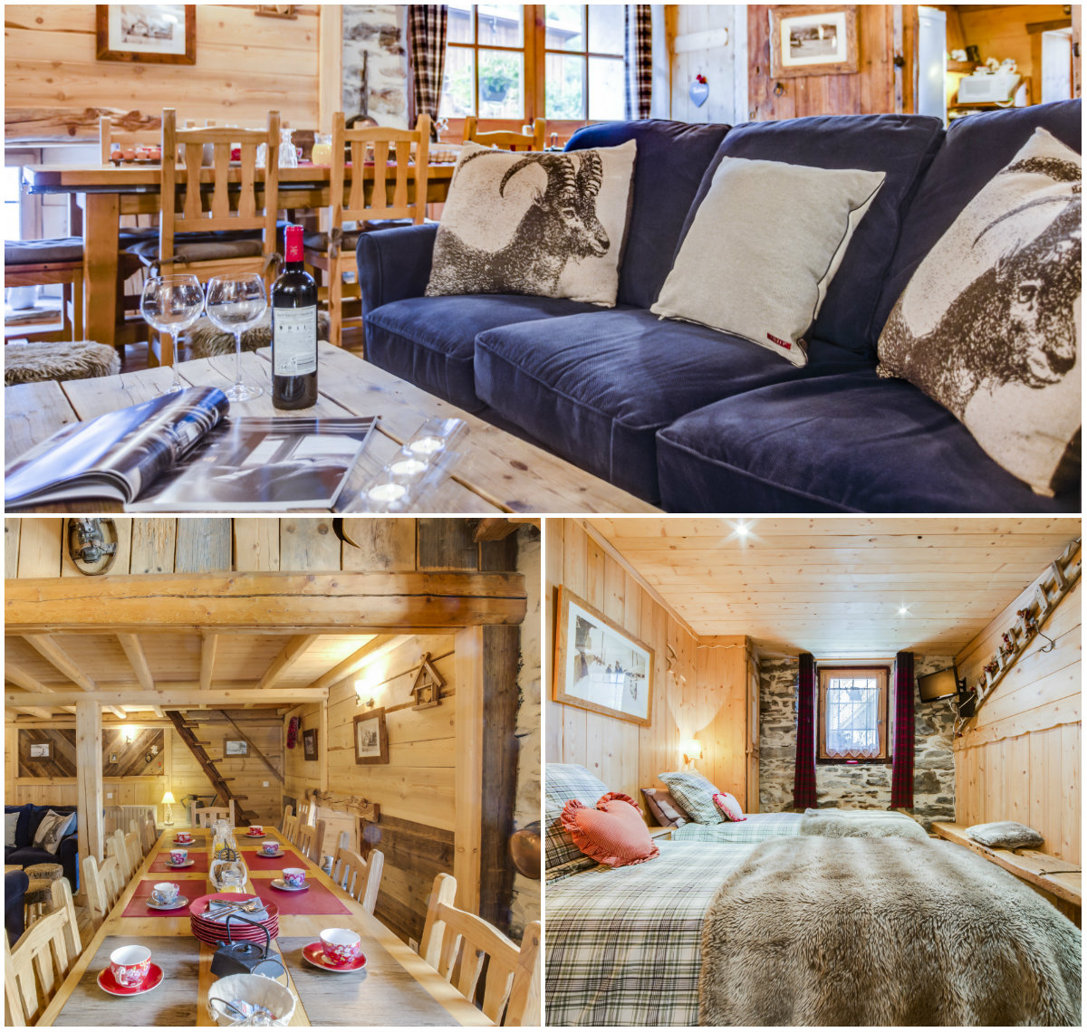 Catered chalet Ariane in Tignes les Brevieres