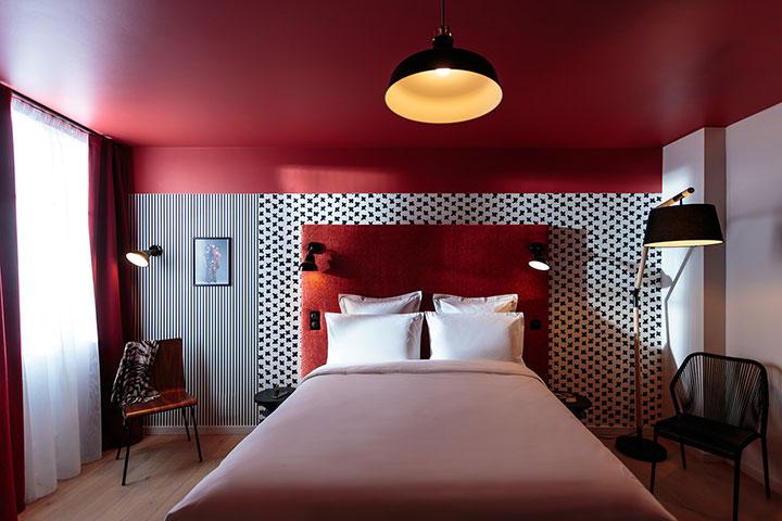 Straatsburg hotel Boma