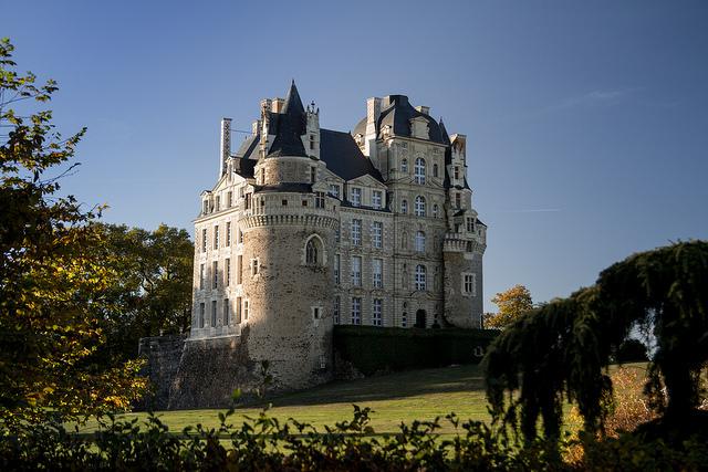 Chateau de Brissac Angers