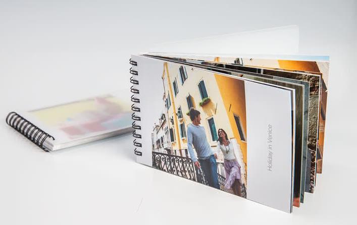 Fotoalbum compact losse foto's