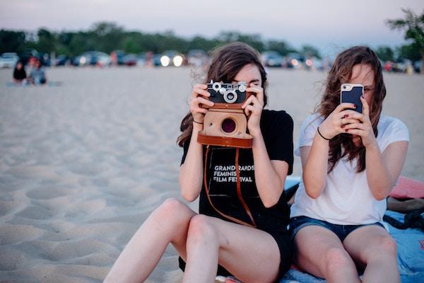 fotograferen strand