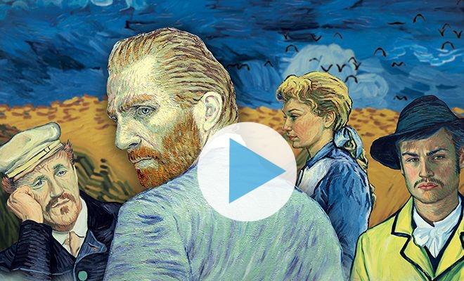 Franse speelfilms herfst 2017 Van Gogh