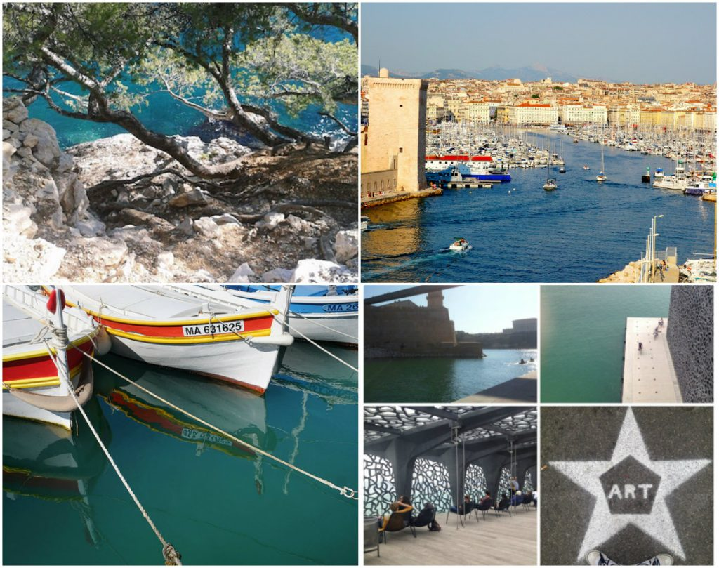 Marseille Cassis najaar herfst
