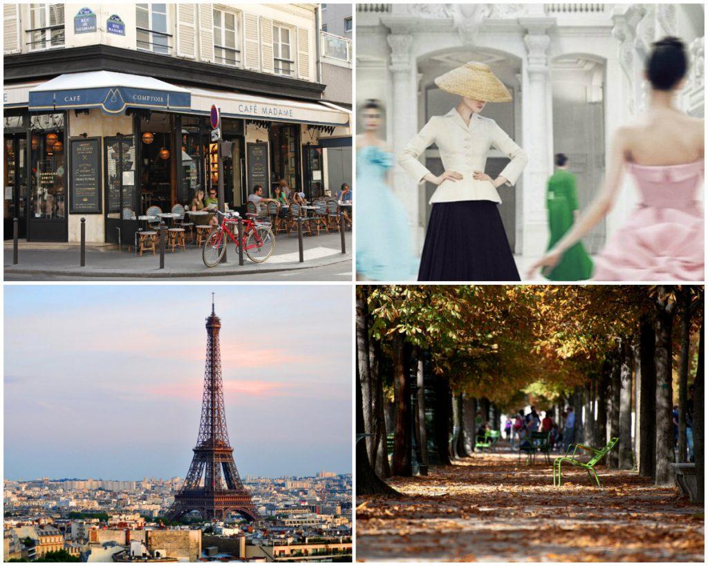 herfst Parijs