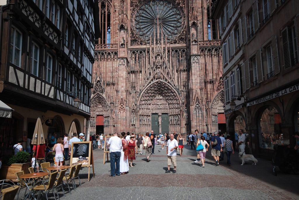 Straatsburg in 5 highlights - Verblijf kathedraal ...