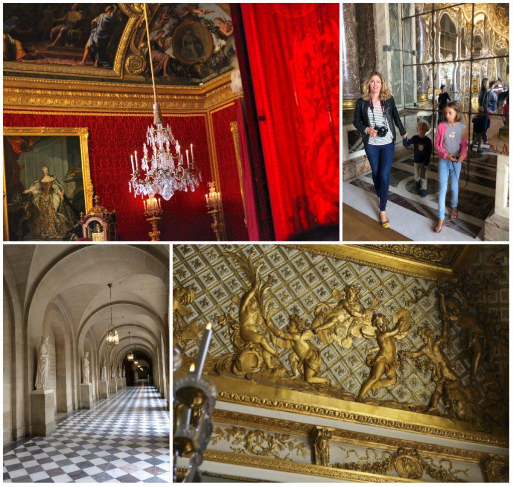 chateau de versailles paleis Zonnekoning spiegelzaal