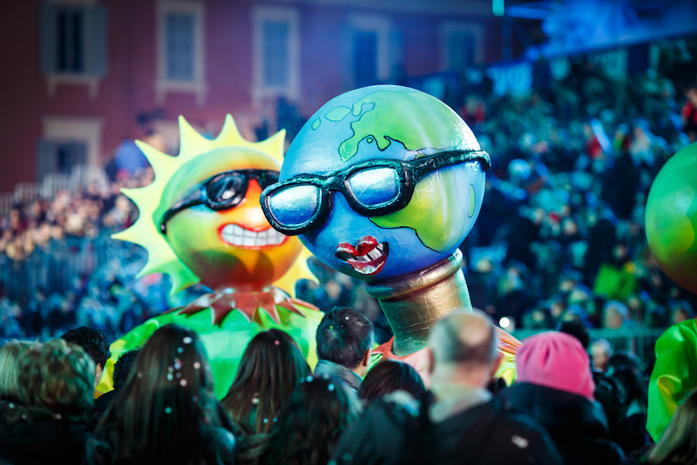 Carnaval in Nice