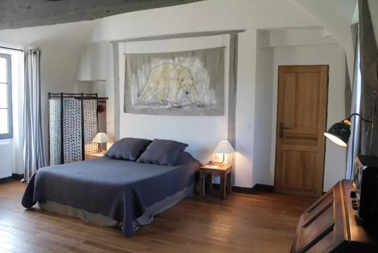 Airbnb op kasteel in de Sologne