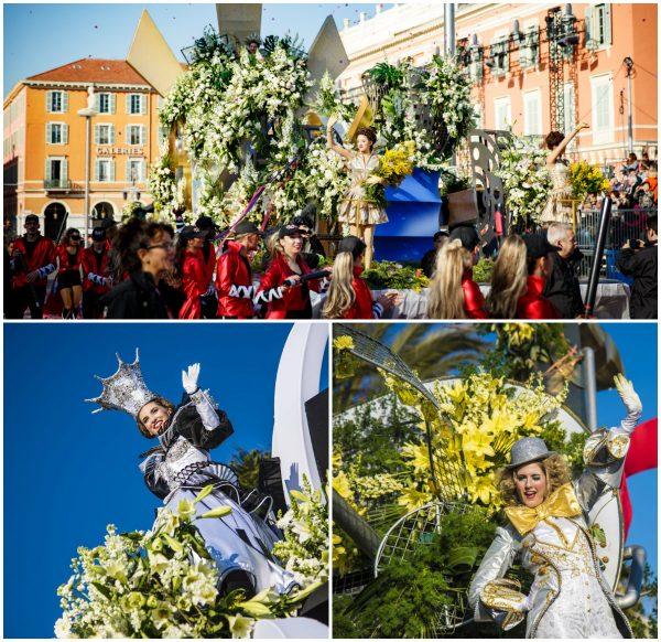 Carnaval in Nice- bloemencorso