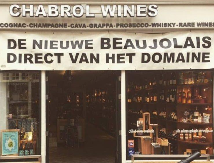 Franse adressen in Amsterdam Chabrol Wines