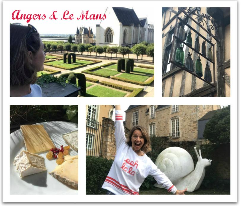 Le Mans Angers Pays de la Loire