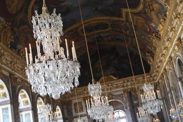 chateau de versailles Spiegelzaal CC Nicky B.