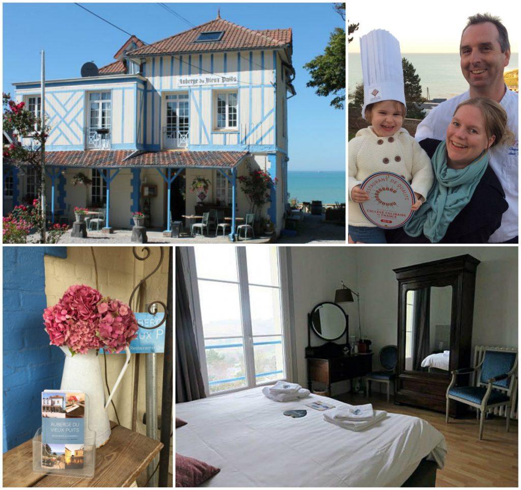 Auberge du Vieux Puits hotel in Normandie