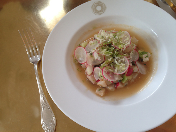 restaurant Ducasse Versailles lunch