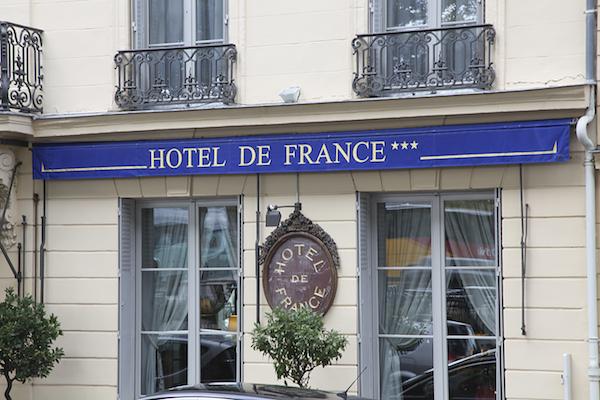 versailles bezoeken slaaptip hotel de france