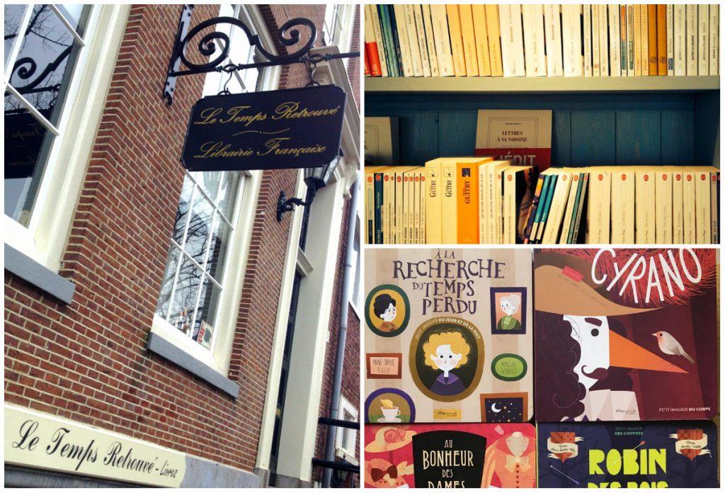 Franse adressen in Amsterdam Le Temps Trouvé