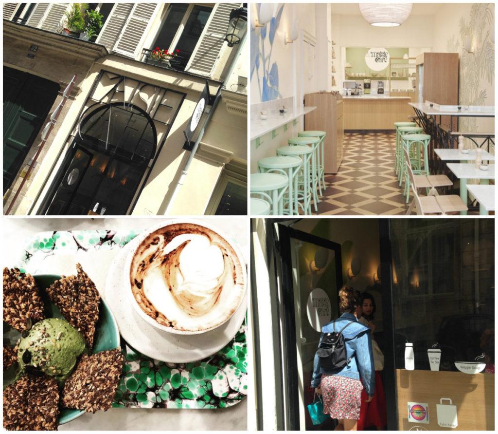 Luchadressen Louvre bistro Maisy Cafe