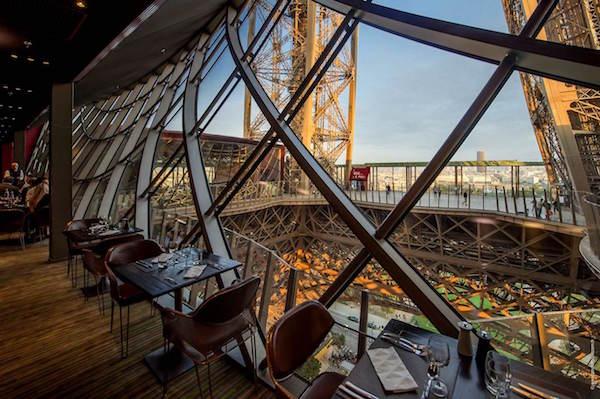 Eiffeltoren restaurant 58