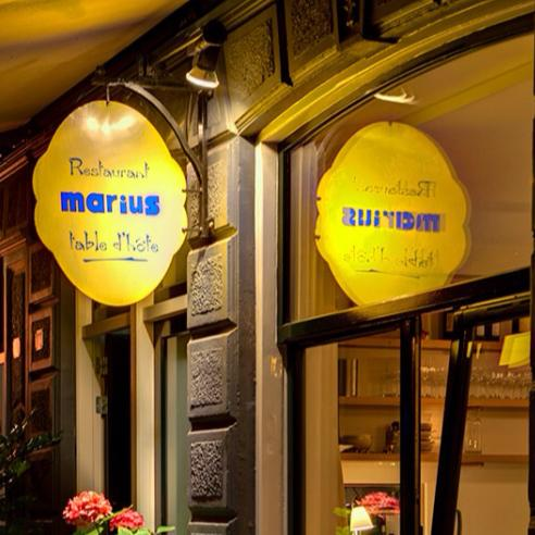 Franse adressen in Amsterdam restaurant Marius