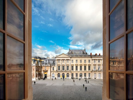 restaurant Ducasse Versailles
