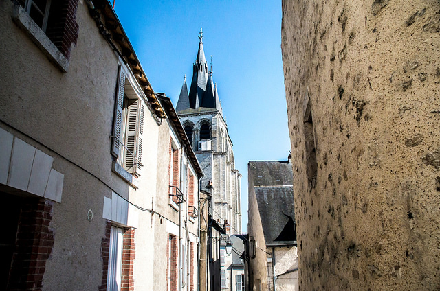 Blois Sologne herfst