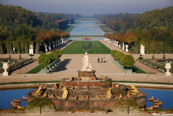 Chateau de Versailles Grand Canal