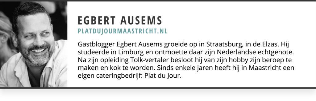 Egbert Ausems Gastblogger