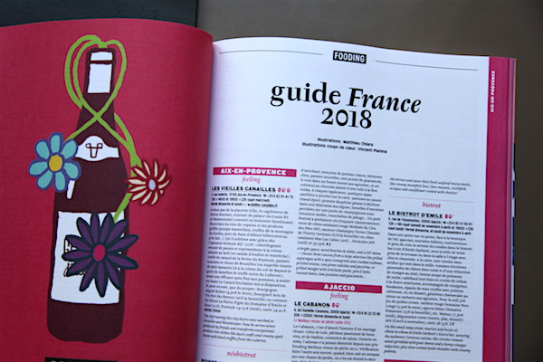 Guide Fooding 2018 trends restaurants chef-koks culinair talent