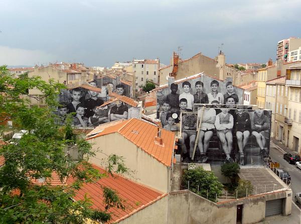 Marseille: Friche Belle de Mai