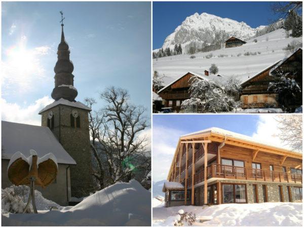 La Chapelle d'Abondance in skigebied Portes du Soleil