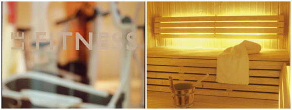 Le general Parijs fitness en sauna