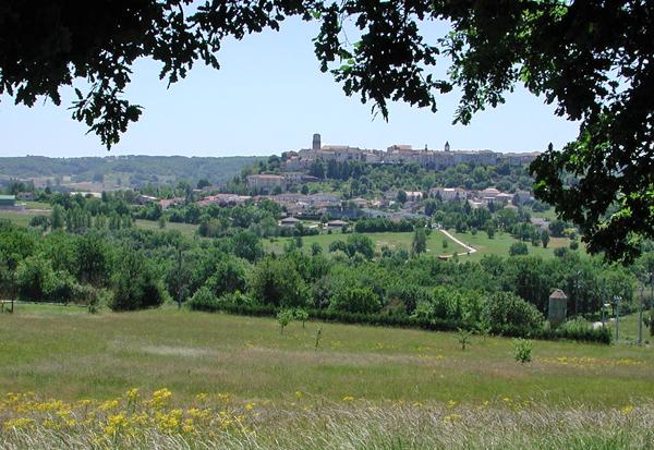 Lot-et-Garonne vakantiestreek Tournon d Agenais
